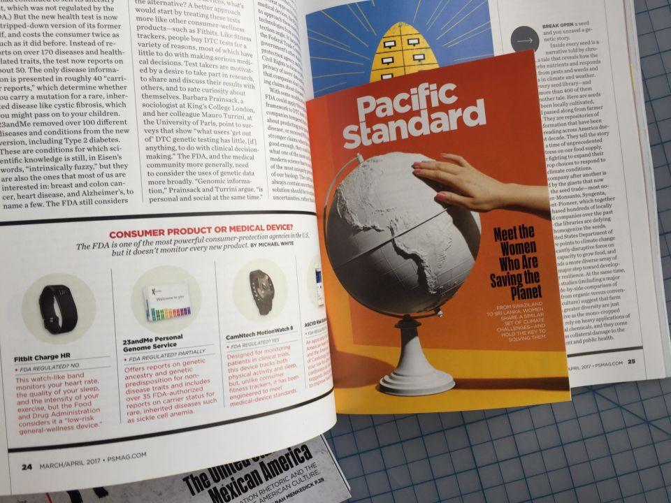 advertisement in magazines essay