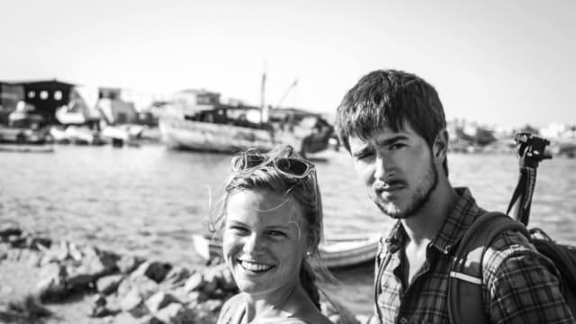 Emily Crane Linn & Nicholas Linn