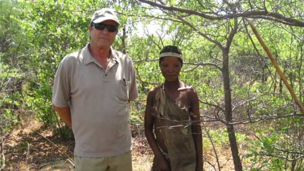 Paul Theroux on What's Really Wrong With Africa