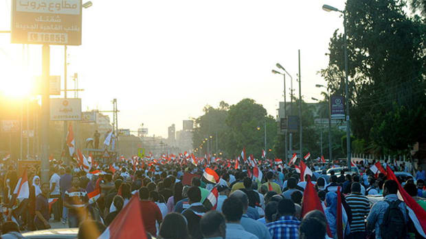 morsi-protest