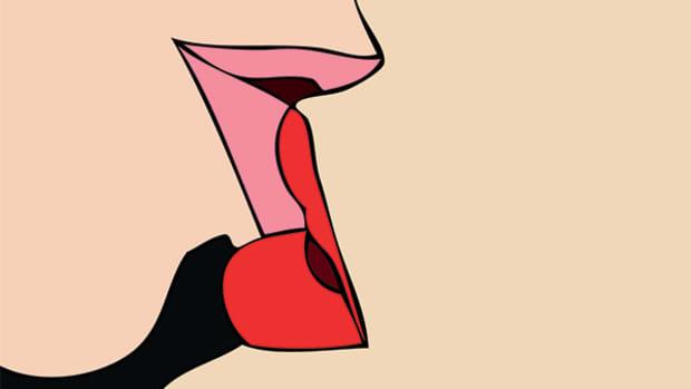 kissing-illo