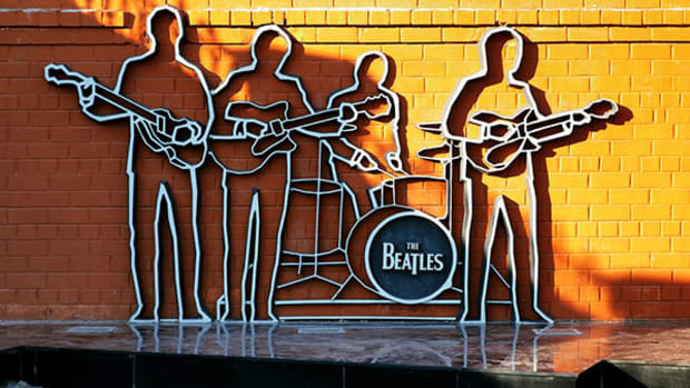 beatles-monument