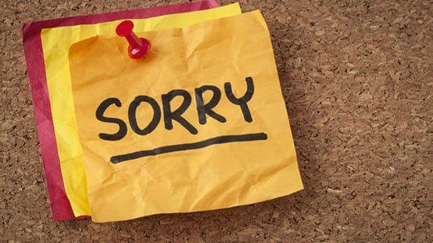 sorry-apology