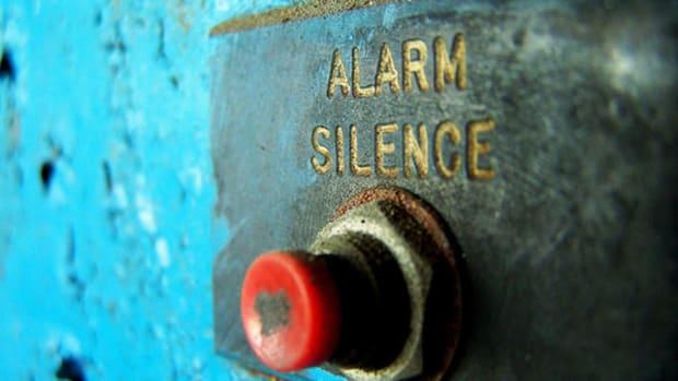 alarm-silence