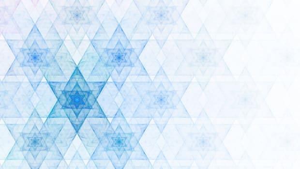star-david-abstract