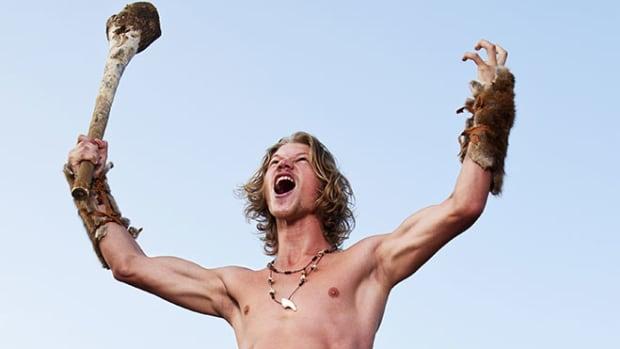 neanderthal-growl