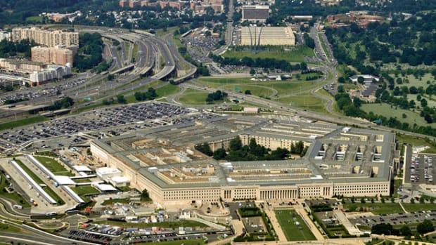 pentagon-aeriel-view