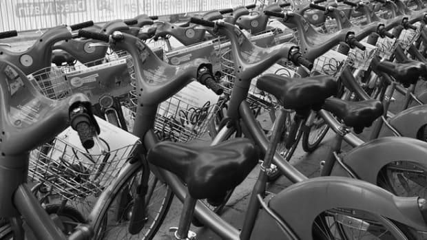 velib-bikes
