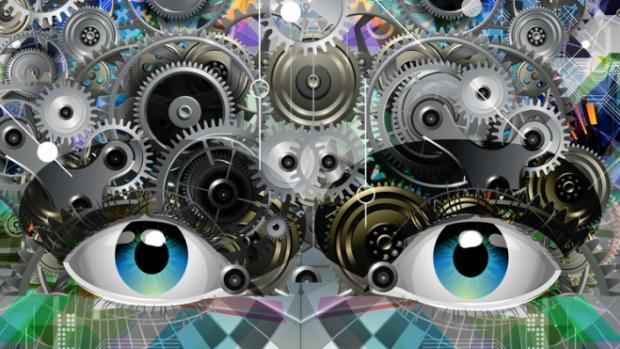 robo eyes