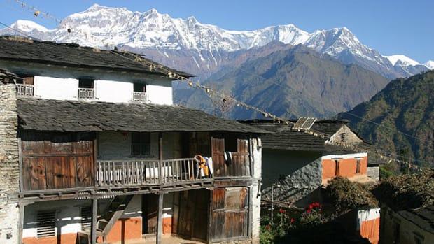 nepal-village