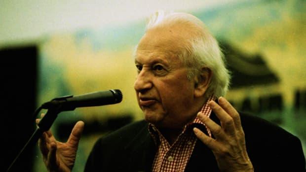 Studs Terkel in 1995.
