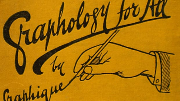graphology-book