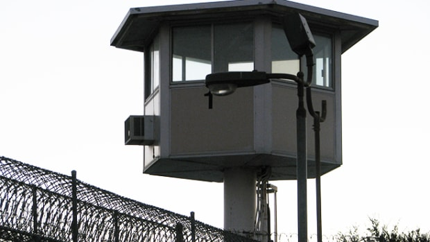 prison-guard-tower