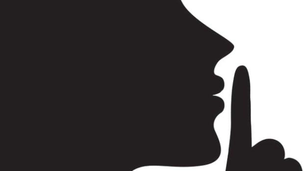 silence-women