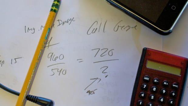 math boredom