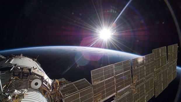 space-station-sun