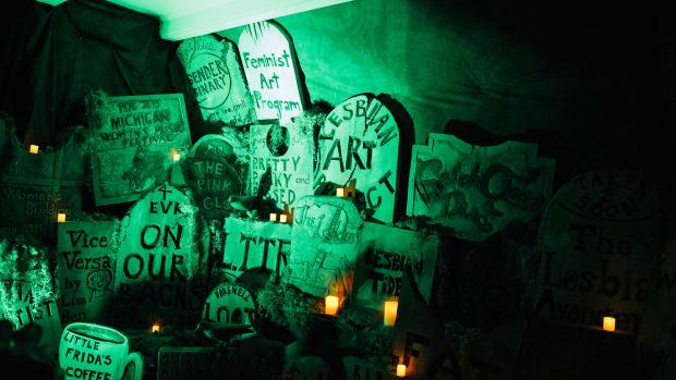 graveyard feminist ideas