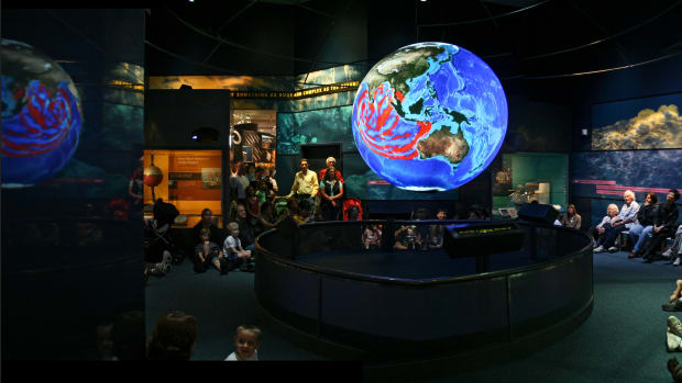 smithsonian earth science kids
