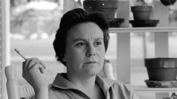 Harper Lee in 1962.