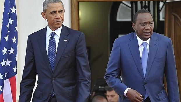 obama kenya president