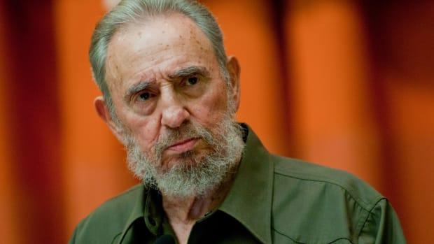 night with fidel castro