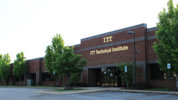 ITT Technical Institute campus in Canton, Michigan.