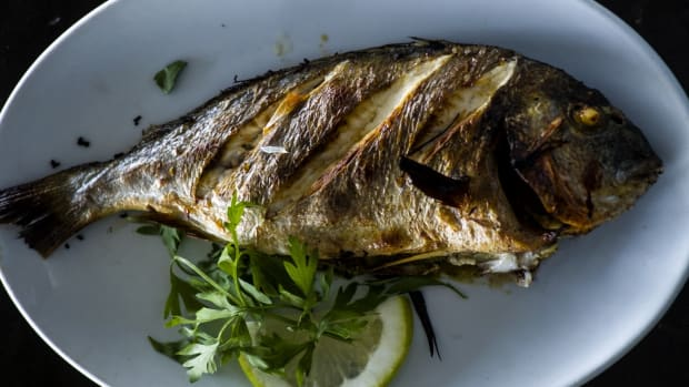 You might not eat this fish if you knew how smart it is.