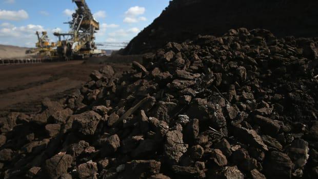 coal rocks