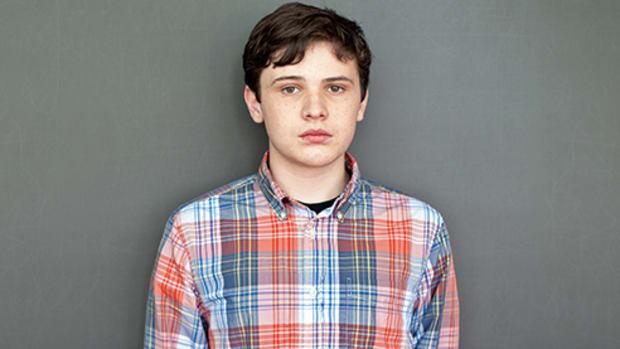 Jacob Barnett, 18.