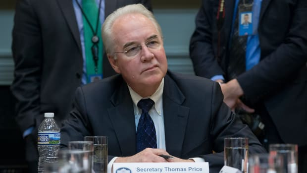 U.S. Secretary of Health and Human Services Tom Price.