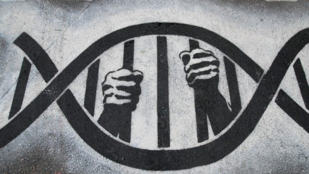 DNA behind bars