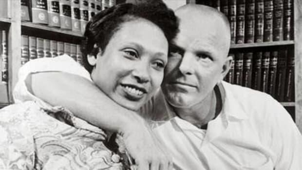 Richard and Mildred Loving.