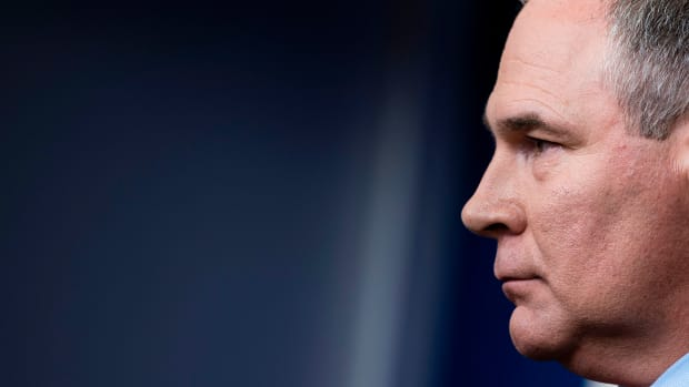 Environmental Protection Agency Administrator Scott Pruitt has announced what he's calling a transparency rule.