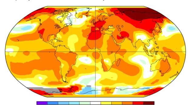 2017 heat waves nasa