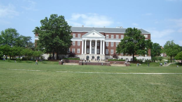 University of Maryland–College Park.