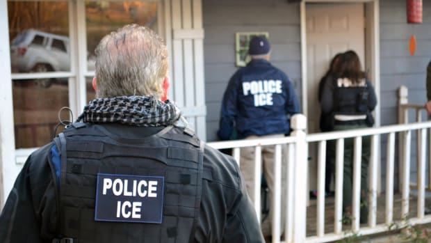 ICE has arrested and detained nine different members of Migrant Justice since 2014.