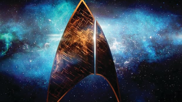 An image from Star Trek: Discovery.