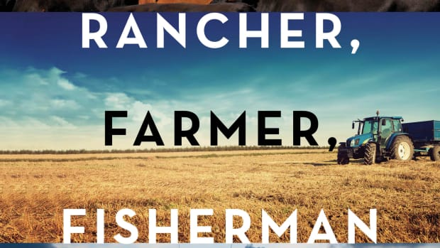Rancher, Farmer, Fisherman.