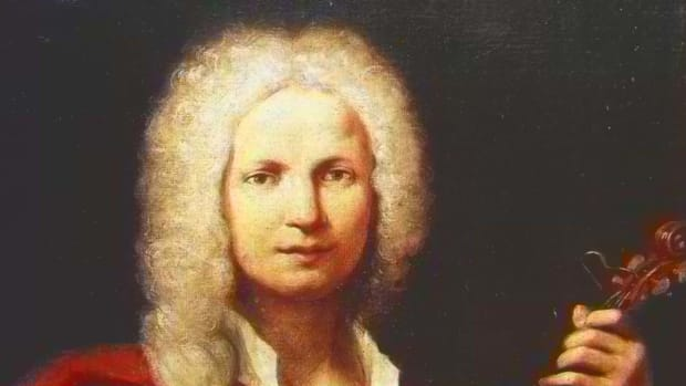 A probable portrait of Antonio Vivaldi, circa 1723.