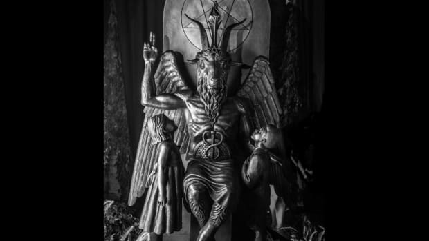 Baphomet serves as a go-to signifier for the Satanic Temple.