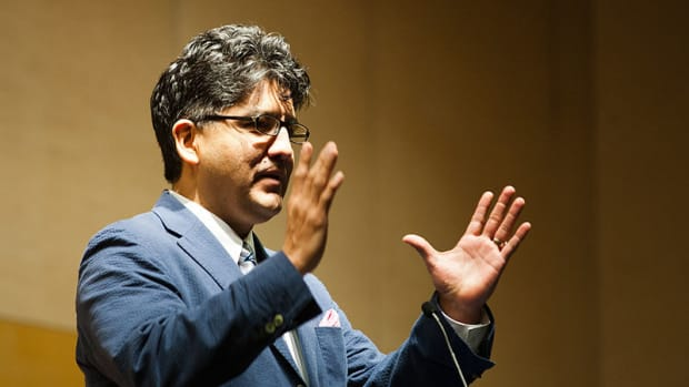 Sherman Alexie.