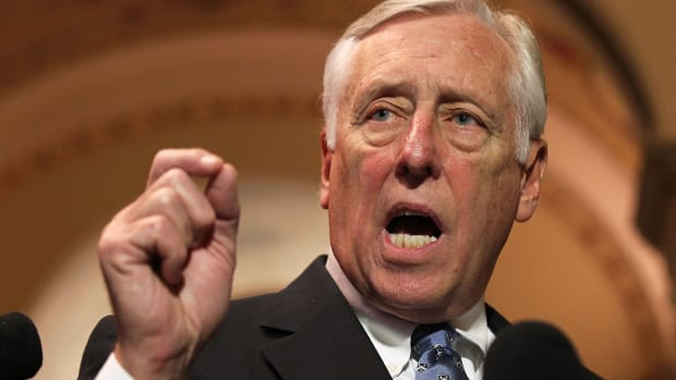U.S. House Minority Whip Steny Hoyer.