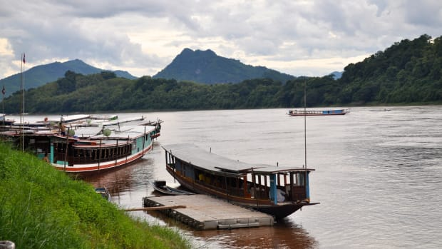 Lower Mekong fisheries are estimated to be worth $17 billion.