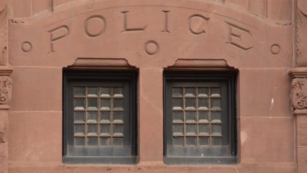 Former police station in Duluth, Minnestota
