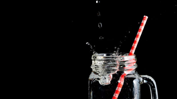 Drinking straw ocean plastics disability