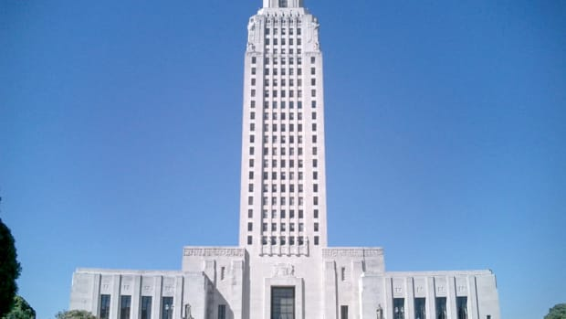 Louisiana State House.