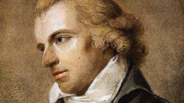 Friedrich Schiller (1759–1805), German poet, philosopher, historian, and playwright.
