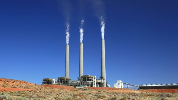 Navajo Generating Station.