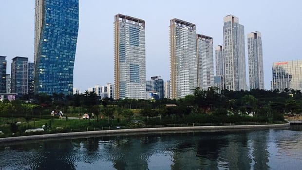Songdo_city