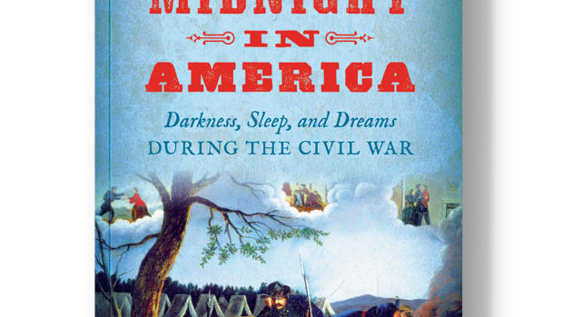 Midnight in America: Darkness, Sleep, and Dreams During the Civil War.
